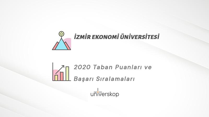 Izmir Ekonomi Universitesi Taban Puanlari Ve Siralamalari 2020