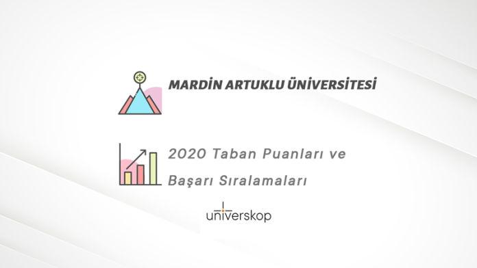 Mardin Artuklu Üniversitesi Taban Puanları ve Sıralamaları 2020