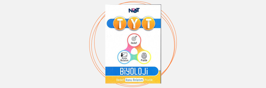 TYT Biyoloji Hedef Konu Anlatım Pratik BiNot Yayınları 8