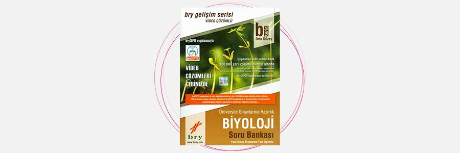 Orta Düzey Biyoloji Video Çözümlü Soru Bankası Birey Yayınları 6