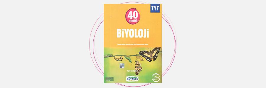 TYT 40 Seans Biyoloji Soru Bankası Okyanus Yayınları 11