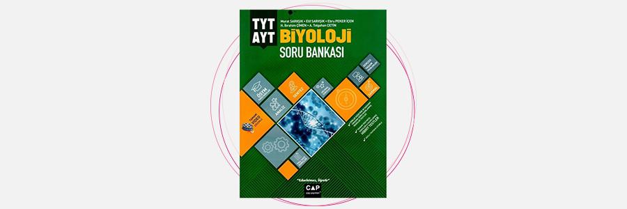 TYT AYT Biyoloji Soru Bankası Çap Yayınları 8