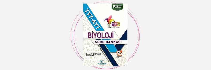 TYT AYT TEK Serisi Biyoloji Soru Bankası Yayın Den 10
