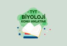 TYT Biyoloji Konu Anlatımı Kaynak Önerileri