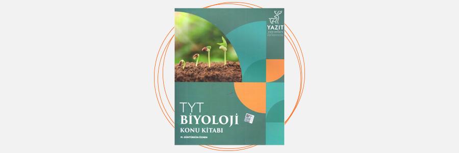 TYT Biyoloji Konu Kitabı Yazıt Yayınları 10