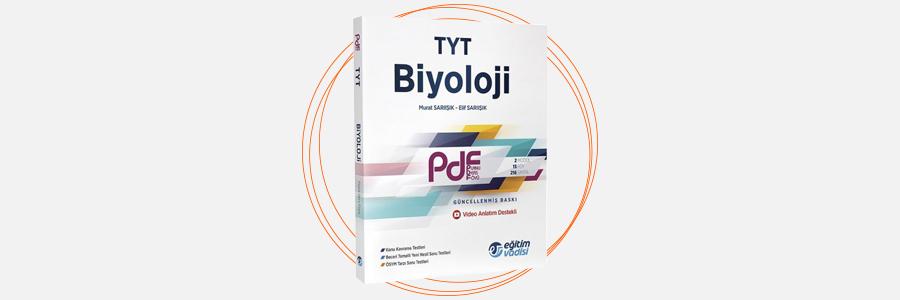TYT Biyoloji PDF Planlı Ders Föyü Eğitim Vadisi 6