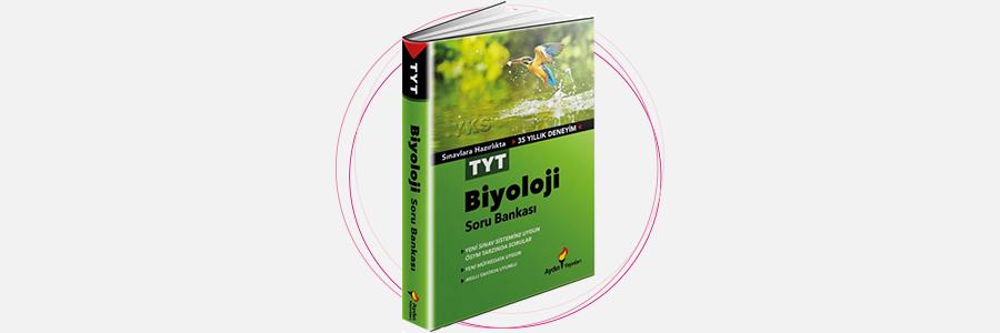 TYT Biyoloji Soru Bankası Aydın Yayınları 3