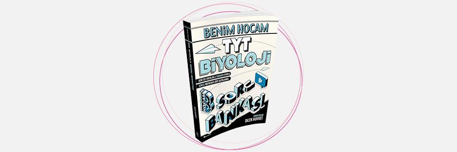 TYT Biyoloji Soru Bankası Benim Hocam Yayınları 13