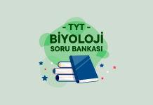 TYT Biyoloji Soru Bankası Kaynak Önerileri