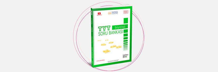TYT Biyoloji Soru Bankası Üç Dört Beş Yayınları 2