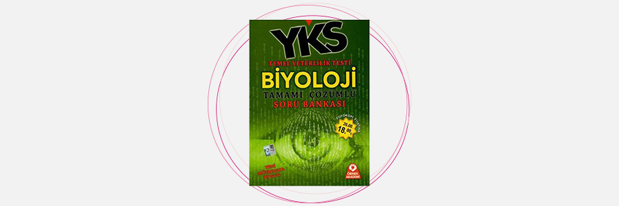 TYT Biyoloji Tamamı Çözümlü Soru Bankası Örnek Akademi Yayınları 16