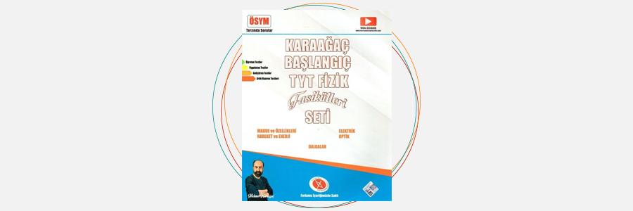 TYT Fizik Fasikülleri Seti Karaağaç Yayınları 6