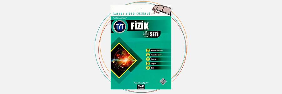TYT Fizik Seti Çap Yayınları 4
