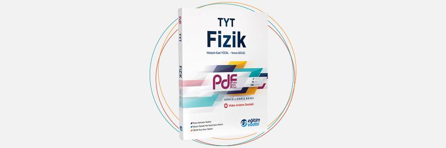 TYT Pdf Fizik Video Anlatım Destekli Eğitim Vadisi Yayınları 5