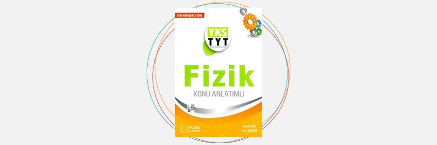 YKS TYT Fizik Konu Anlatımlı Palme Yayınları 3