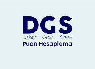 DGS Puan Hesaplama