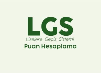 LGS Puan Hesaplama